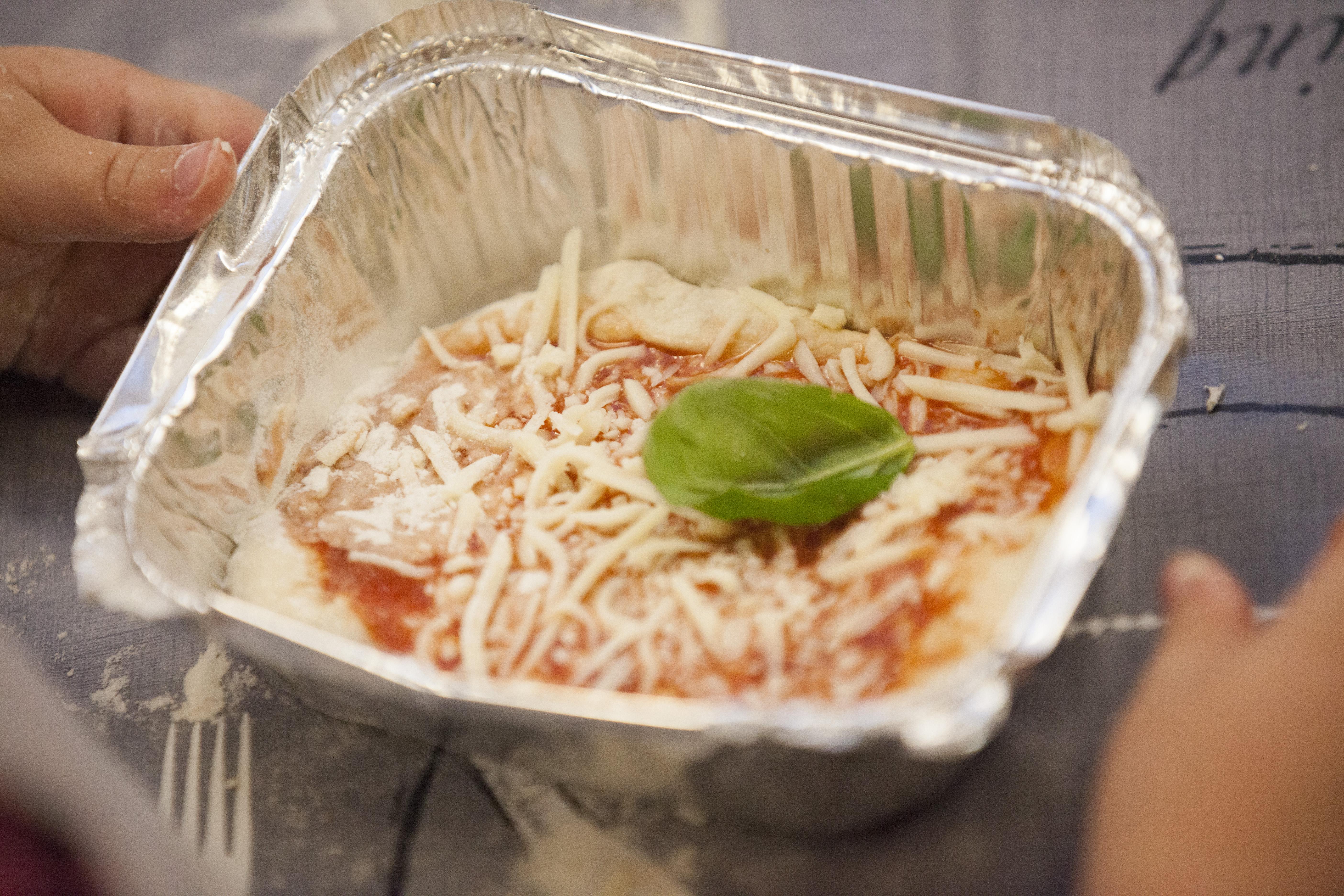 Mani in pasta – Laboratorio di pizza per i più piccoli