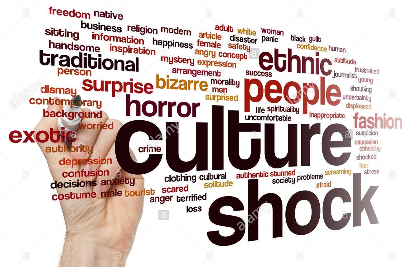 Lo Shock Culturale
