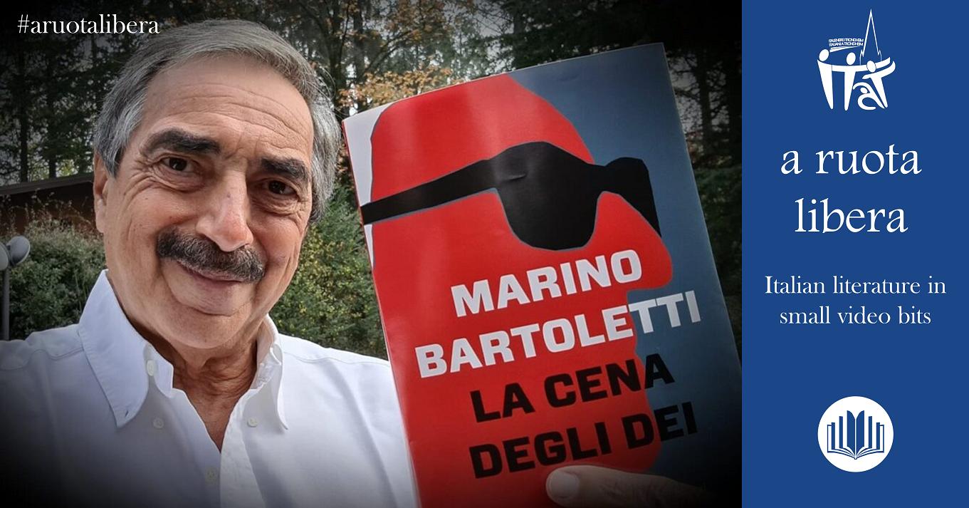 """#aruotalibera – """"La Cena degli Dei"""" di Marino Bartoletti"""
