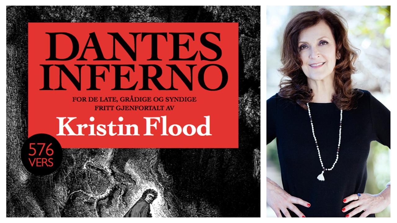 """""""L'Inferno di Dante – per pigri, avidi e peccatori"""": una libera elaborazione di Kristin Flood"""