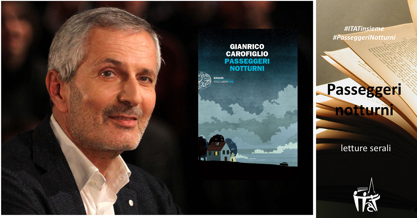 Gianrico Carofiglio – Passeggeri Notturni