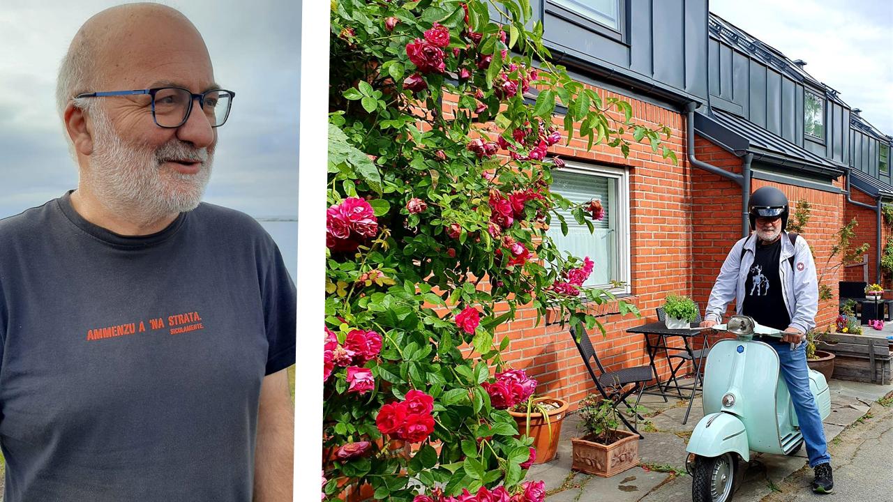 Non è mai troppo tardi! Calogero ci racconta la sua seconda vita a Trondheim